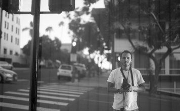 Carlos Lopez Medrano - Self, Hasselblad 2003FCW, ILFORD FP4 PLUS