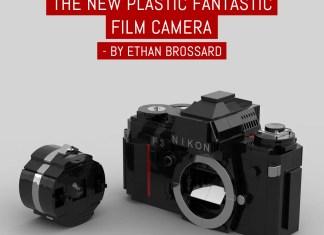 "Say hello to the LEGO Nikon F3, the new ""plastic fantastic"" film camera"