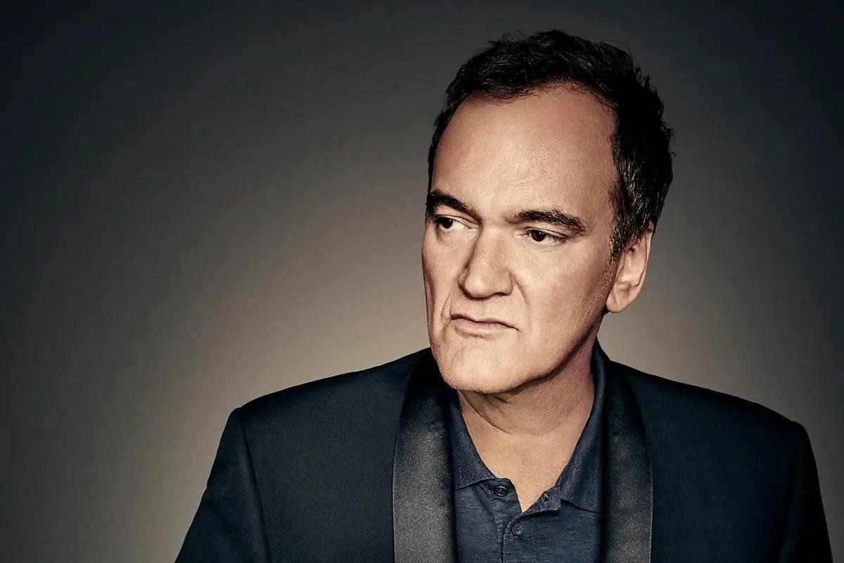 2020 Kodak Lifetime Achievement Award: Quentin Tarantino, photo by Art Streiber