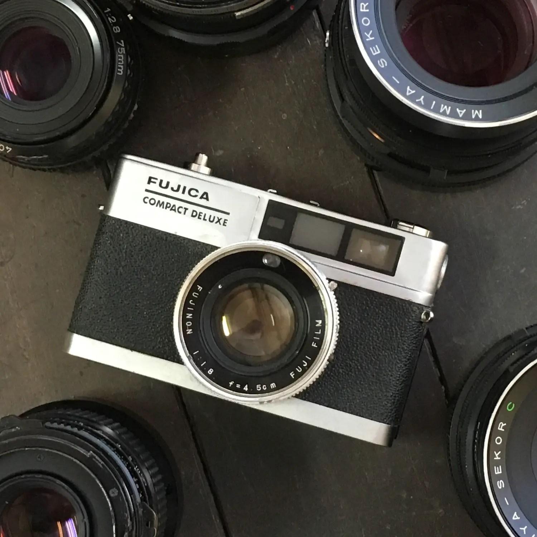 Guilherme Maranhão - Fujica Compact Deluxe