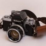James Harris - Nikon F2 and Nikkor-S 50mm f/1.4