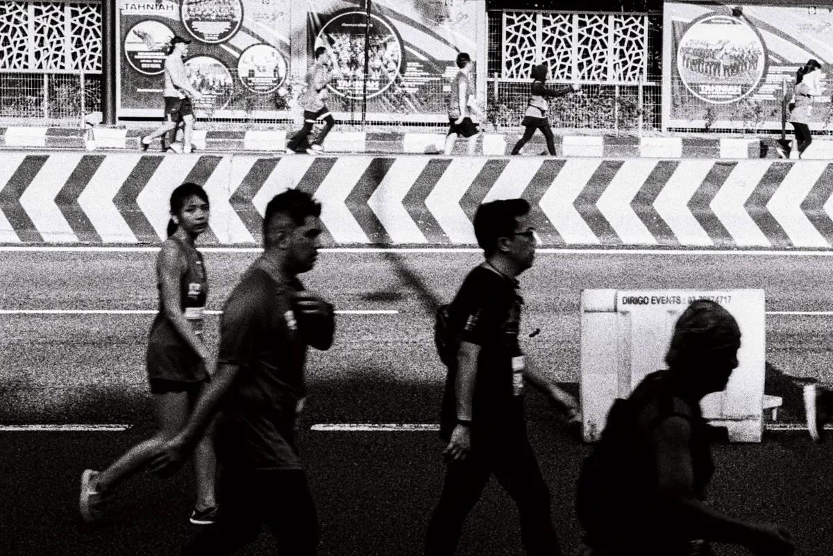 5 Frames With... Kodak Tri-X 400 (EI 1600 / 35mm format / Nikon F5) - by Ahnaf Irsyad