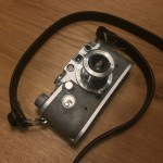 My Leica IIIf and Elmar 5cm f/3.5 lens