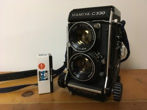 My Mamiya C330 Professional