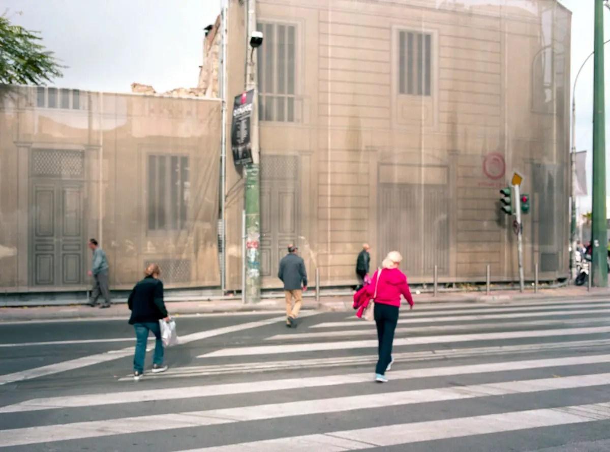 Bronica RF645 – Kodak Portra 160 – Thessaloniki 2018