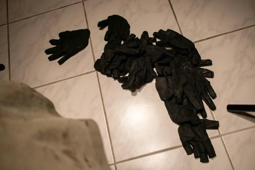 Markus Hofstaetter - Gloves off