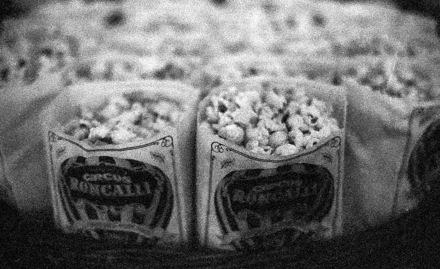 5 Frames... Pushing Ilford Delta 3200 Professional to EI 25000 (35mm : EI 2500 : Canon EOS-3) - by Lee Irvine