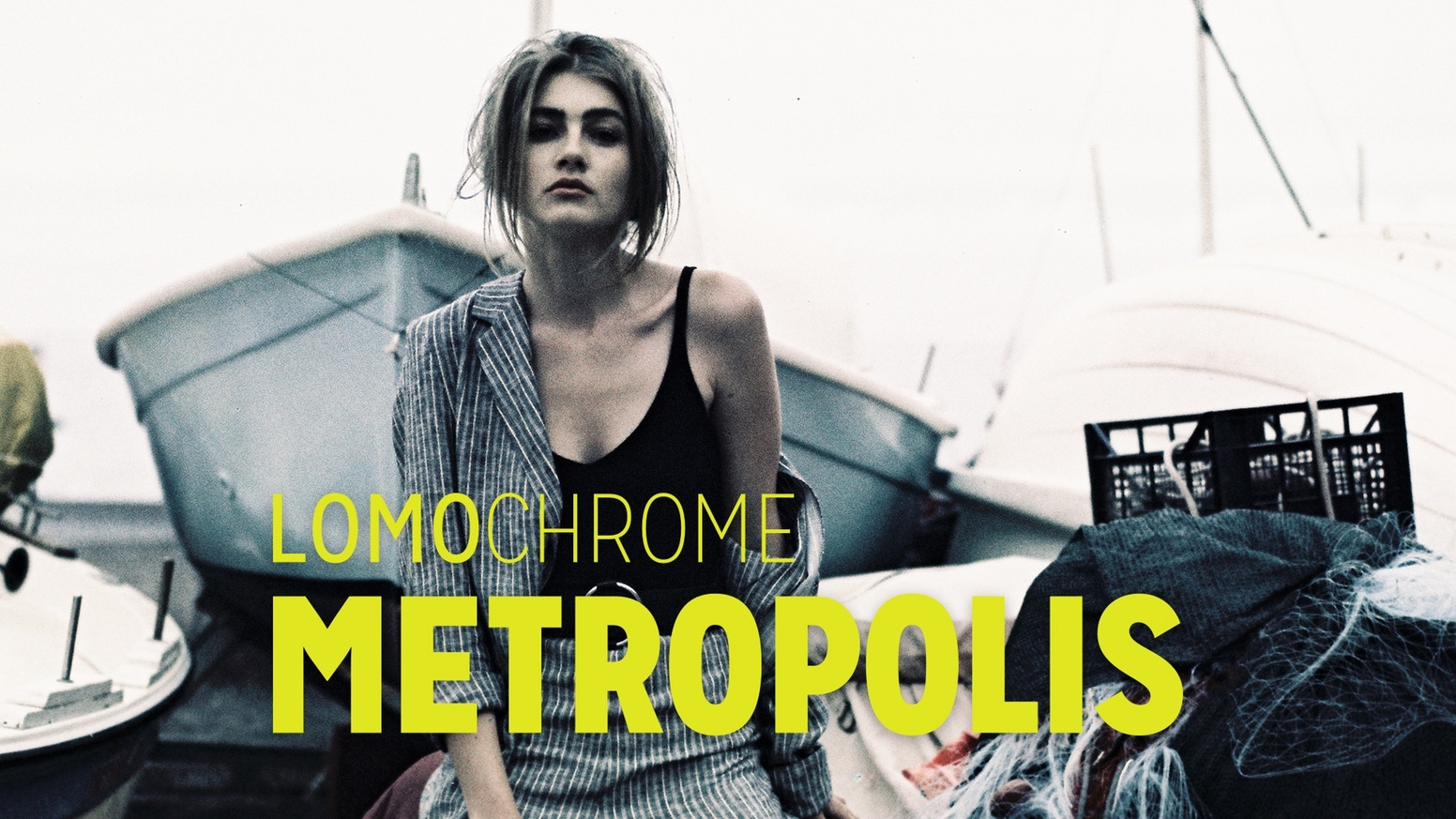 LomoChrome Metropolis XR 100-400 promotional images courtesy of Lomography