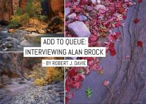 Add to queue: interviewing Alan Brock