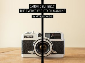 Canon Demi EE17: The everyday diptych machine