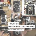 Tonchi and I: My film photography hero