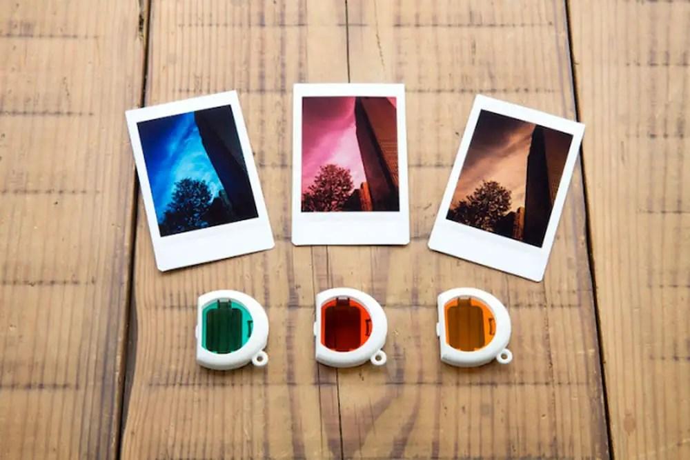 Instax Mini 8 filter kit