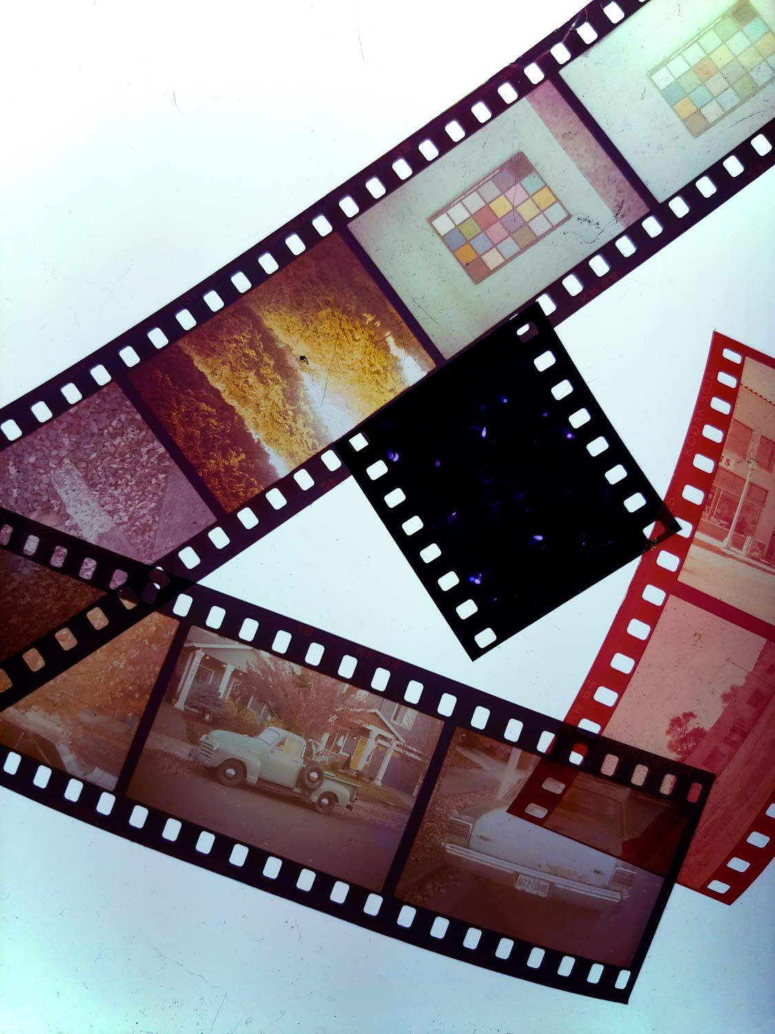 Kodachrome development success!
