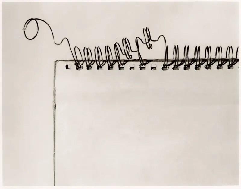 Still life - Spiral bound notebook