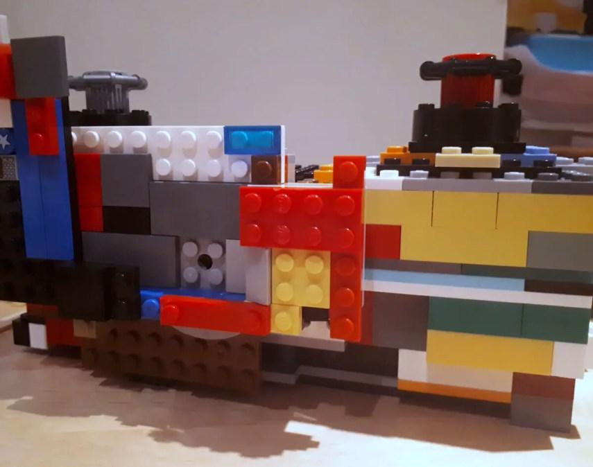 Original version of the 35mm LEGO Pinhole