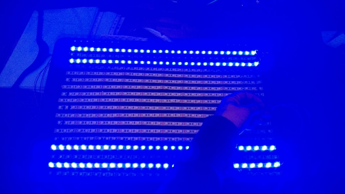 UV LED Box - Testing LED