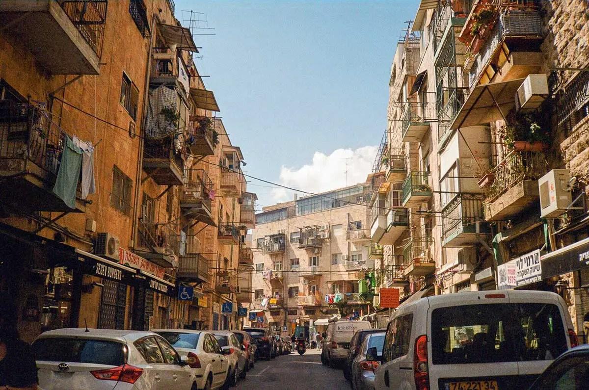 Kodak Ultramax 400 - Tel Aviv, Israel