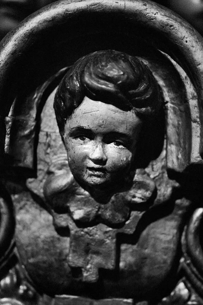 Kodak DOUBLE-X 5222 (EI 1600) - Iglesia de Santa Catalina