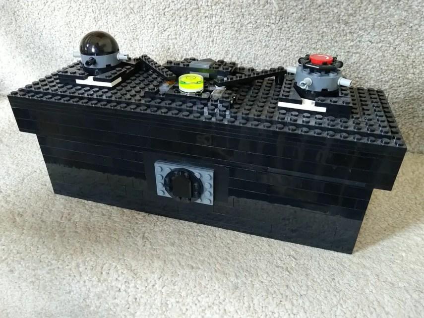 The final 120 format LEGO Pinhole 6x12