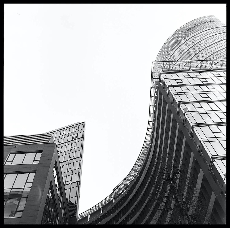 5 Frames... Of 1974 expired Kodak Plus-X Pan (70mm format - EI 50 - Hasselblad 503CW) - by Lukasz Majewski