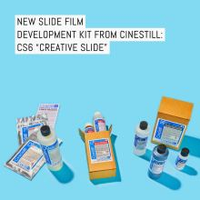 "New slide film development kit from CineStill- CineStill Cs6 ""Creative Slide"" 3-Bath Process v2"