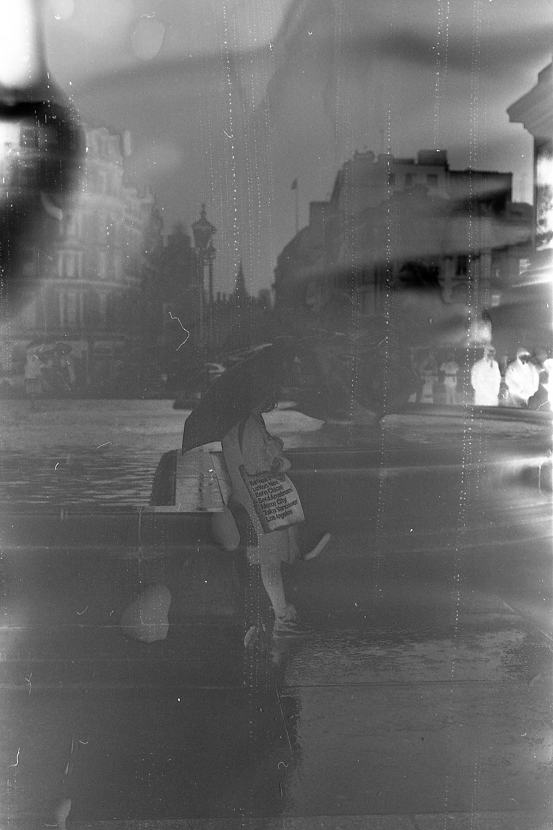 My First Roll... Of self-developed black and white film (Kodak T-Max 100) - by James Harris