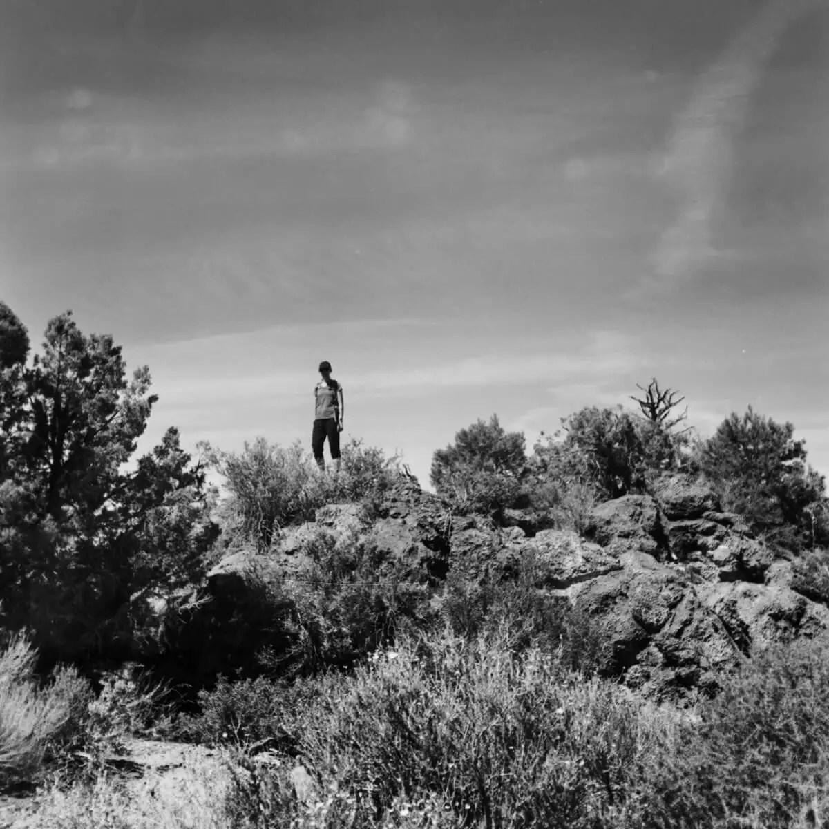 Lovell Canyon - ILFORD Pan F - Certo_