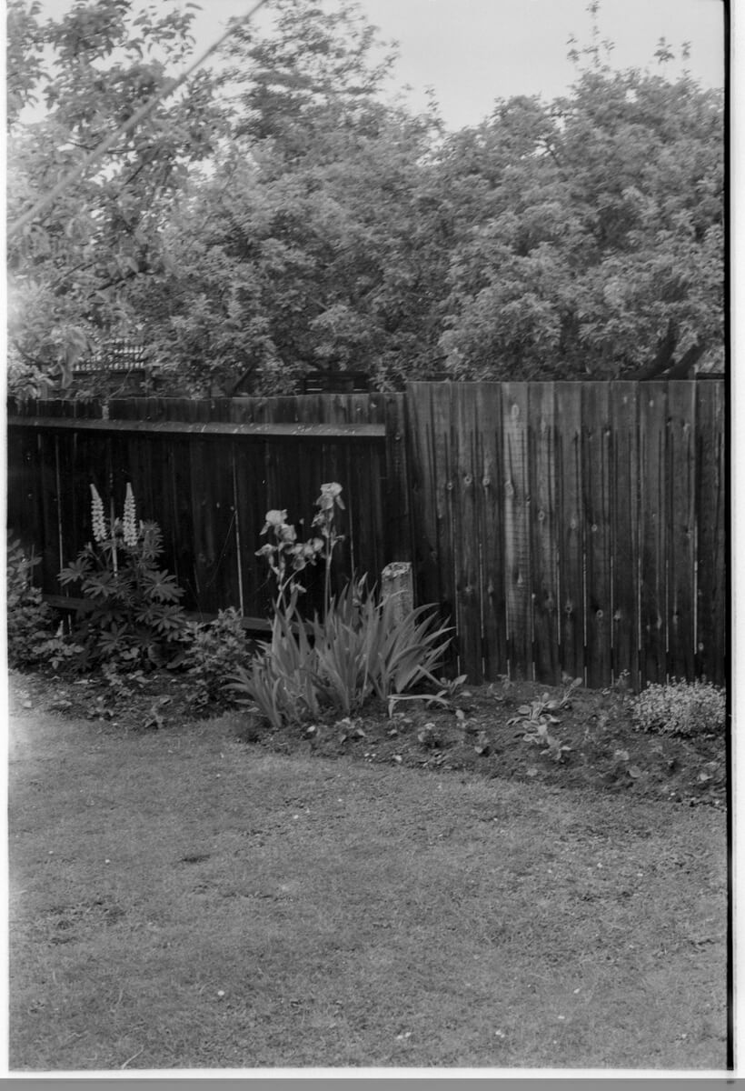 5 Frames... From 1979 on ILFORD FP4 (35mm format - EI 125 - Pentax K1000) - by Andy Smart