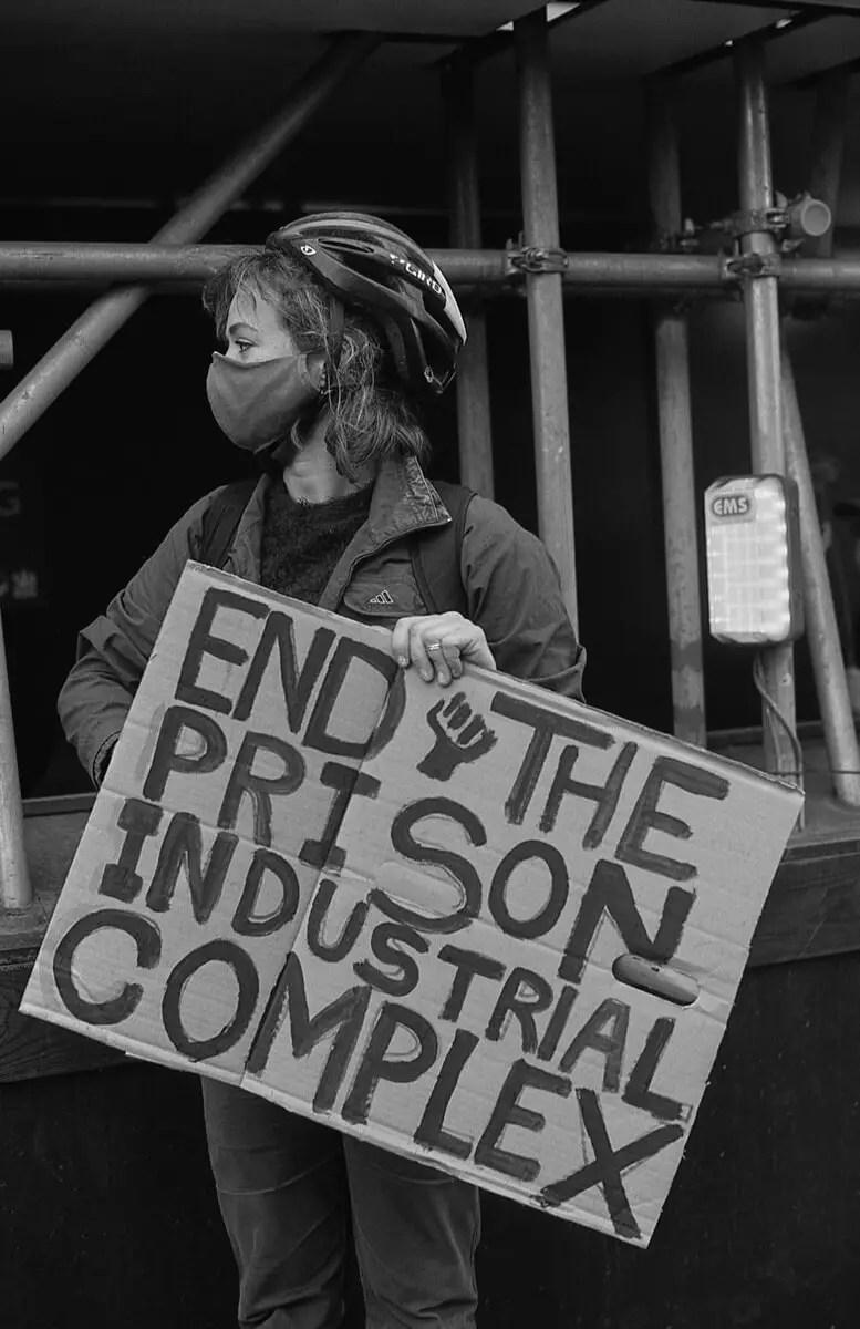 End it - #BlackLivesMatter, London June 7th 2020