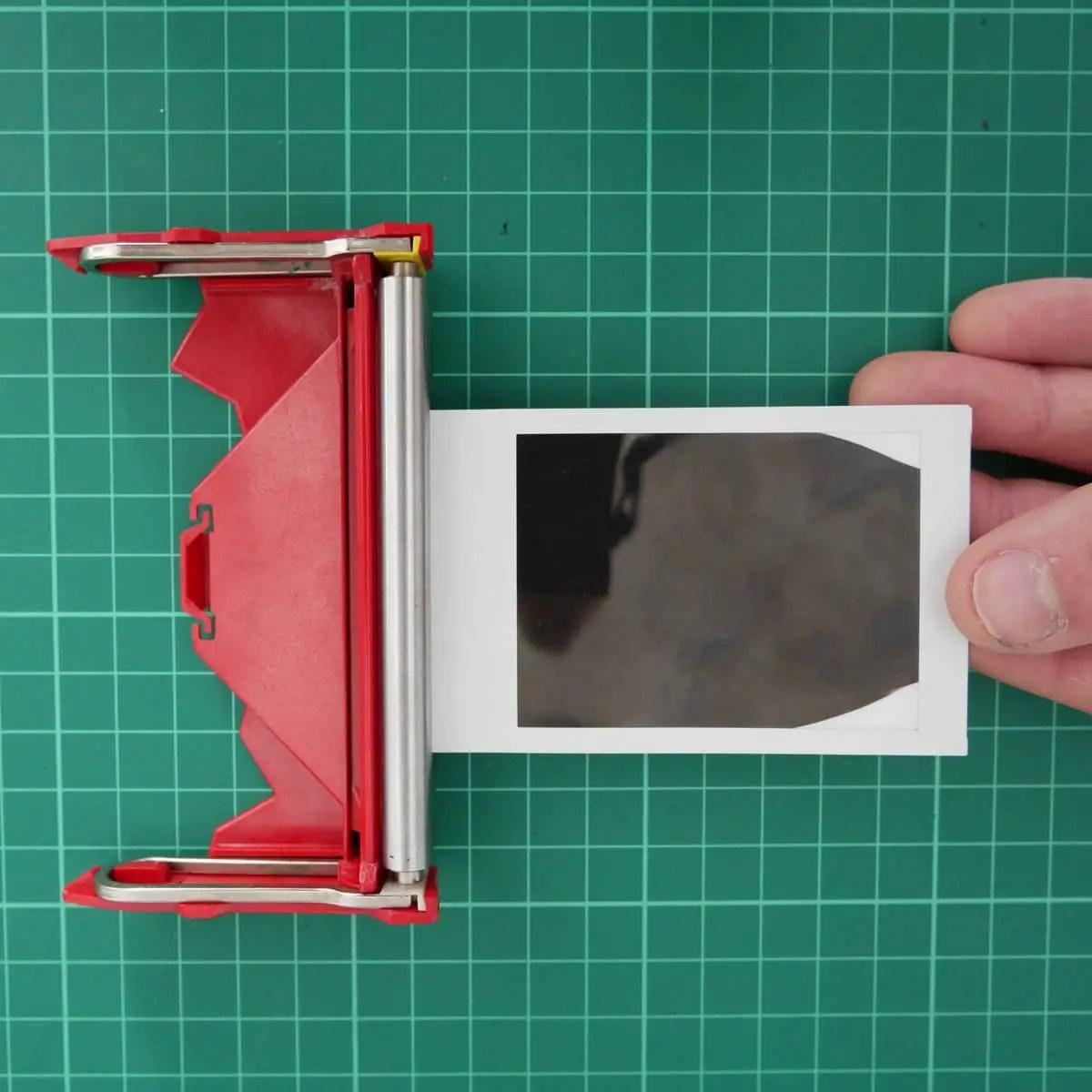 Insert - Fujifilm Instax Mini in a 35mm camera