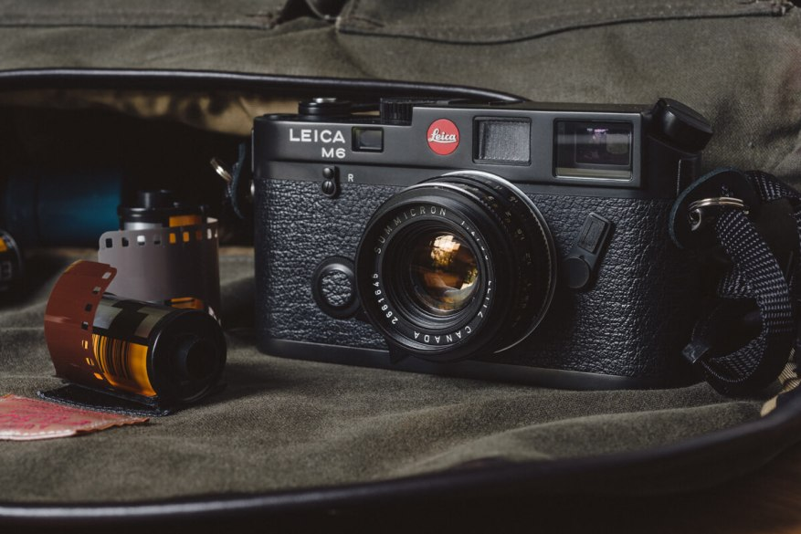 Leica M6 - Tom Knier
