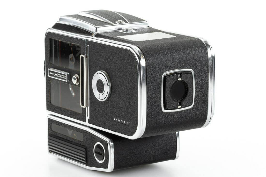 Leitz Photographica Auction - Hasselblad 500 ELM cut-away (rear left)