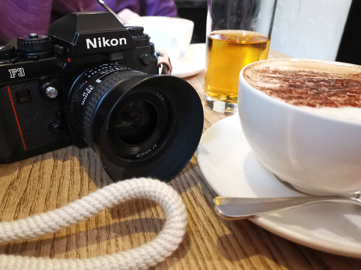 My Nikon F3 - Chris Pickett