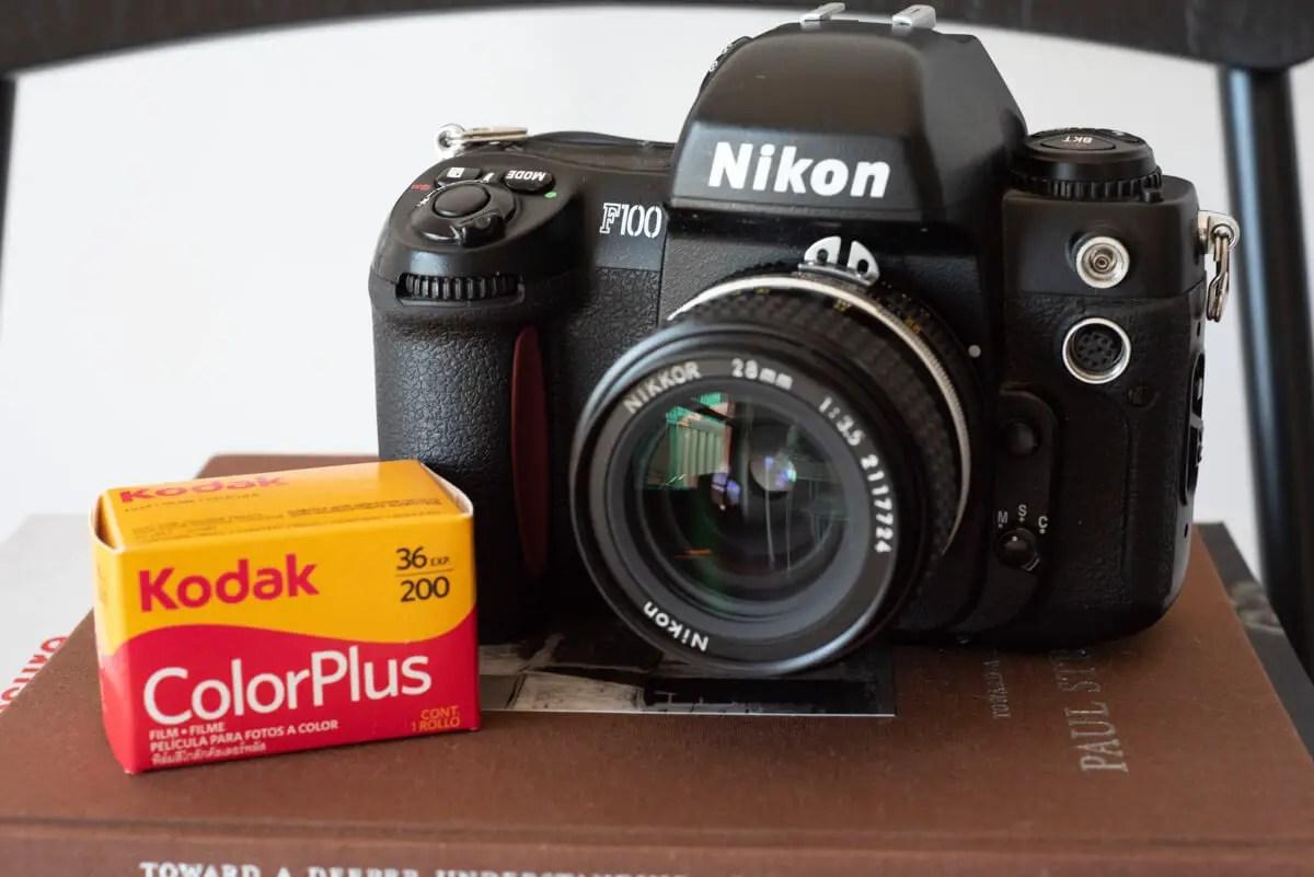 Nikon F100 and Nikon Nikkor 28mm f/3.5 AI - Rodrigo Veríssimo