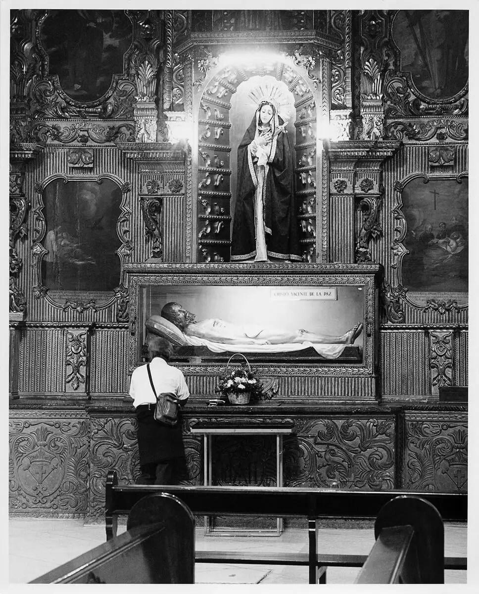 Peter Rockstroh - Iglesia de Santo Domingo, Guatemala Ciudad - ILFORD HP5 PLUS in Pyro PMK, Pentax 67II, 45mm