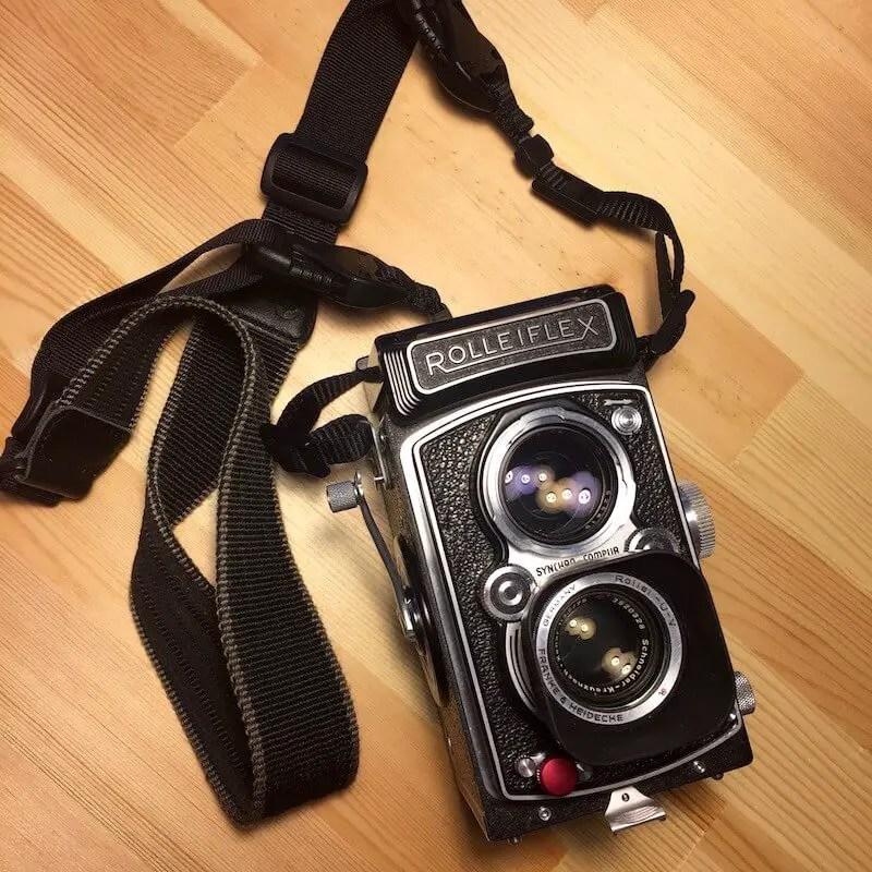 Rolleiflex MX - I'm Ready