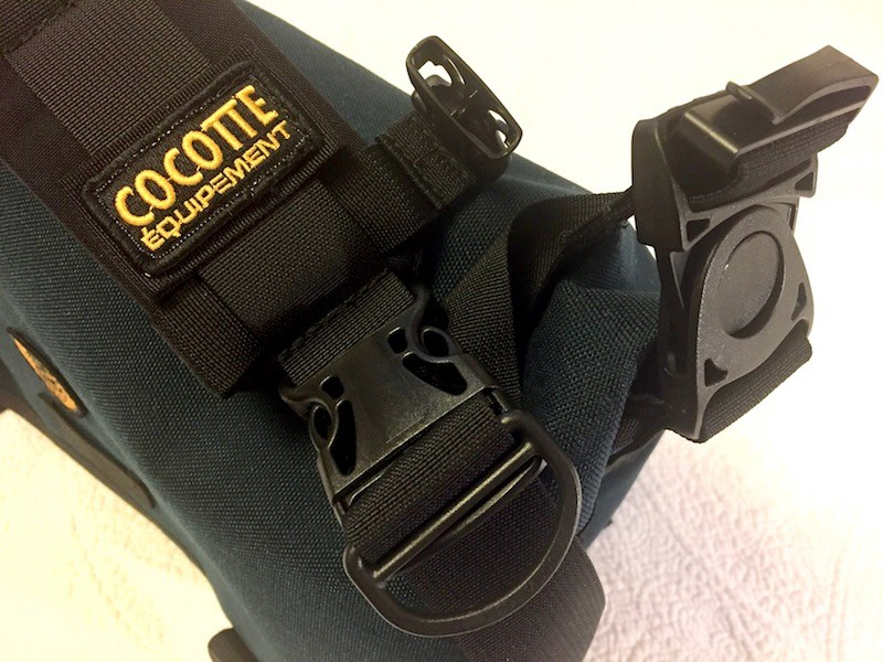 Cocotte Fred strap and adjusters