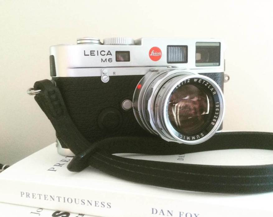 Leica M6 TTL 0.72 and Leica Dual Range Summicron 50mm f/2 - Image credit: Jeff Greenstein