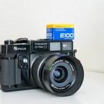 My GSW690II and 35mm Kodak EKTACHROME E100 - Andrei Pugatsov