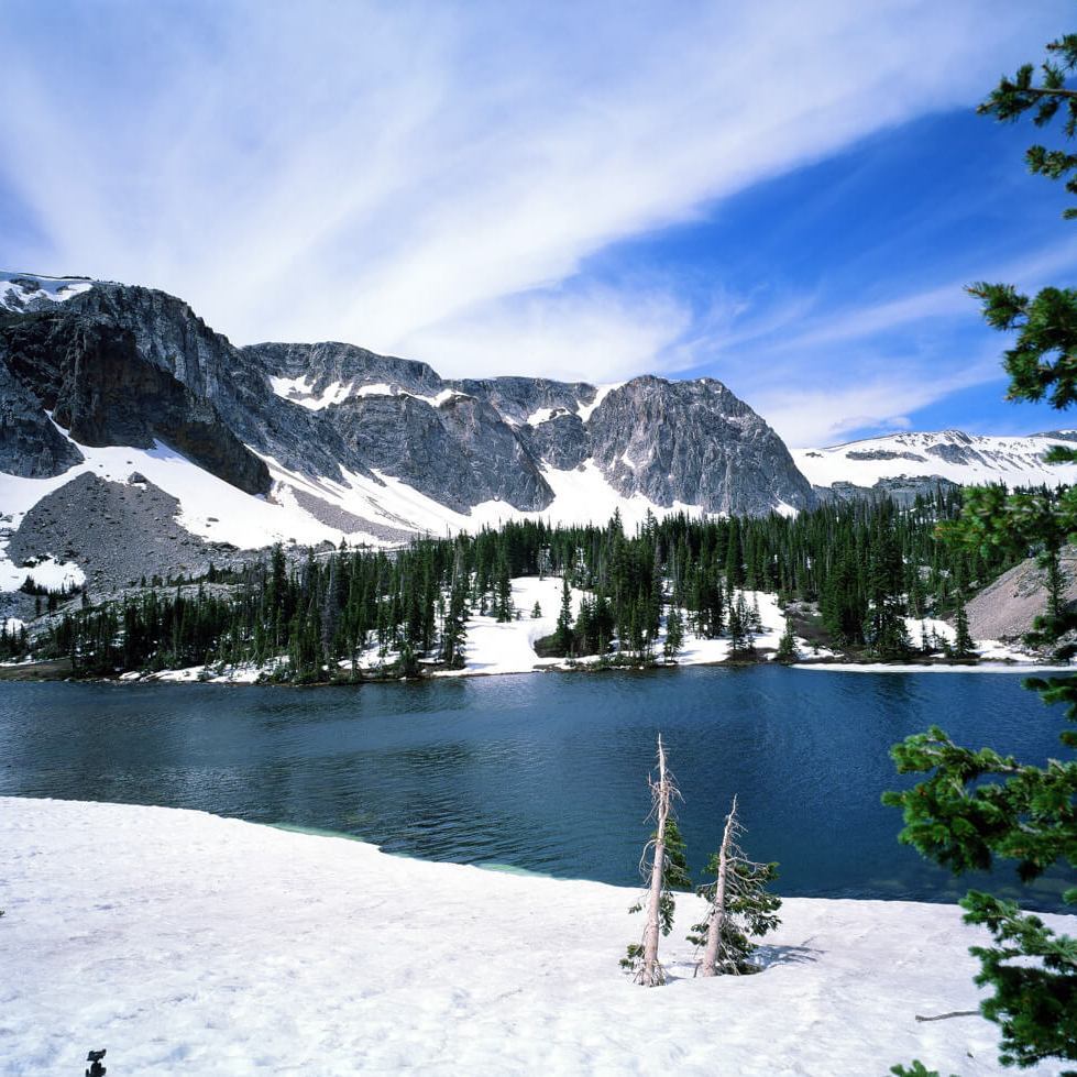 Snowy Range - Fujifilm Fujichrome Velvia 50 (RVP50)