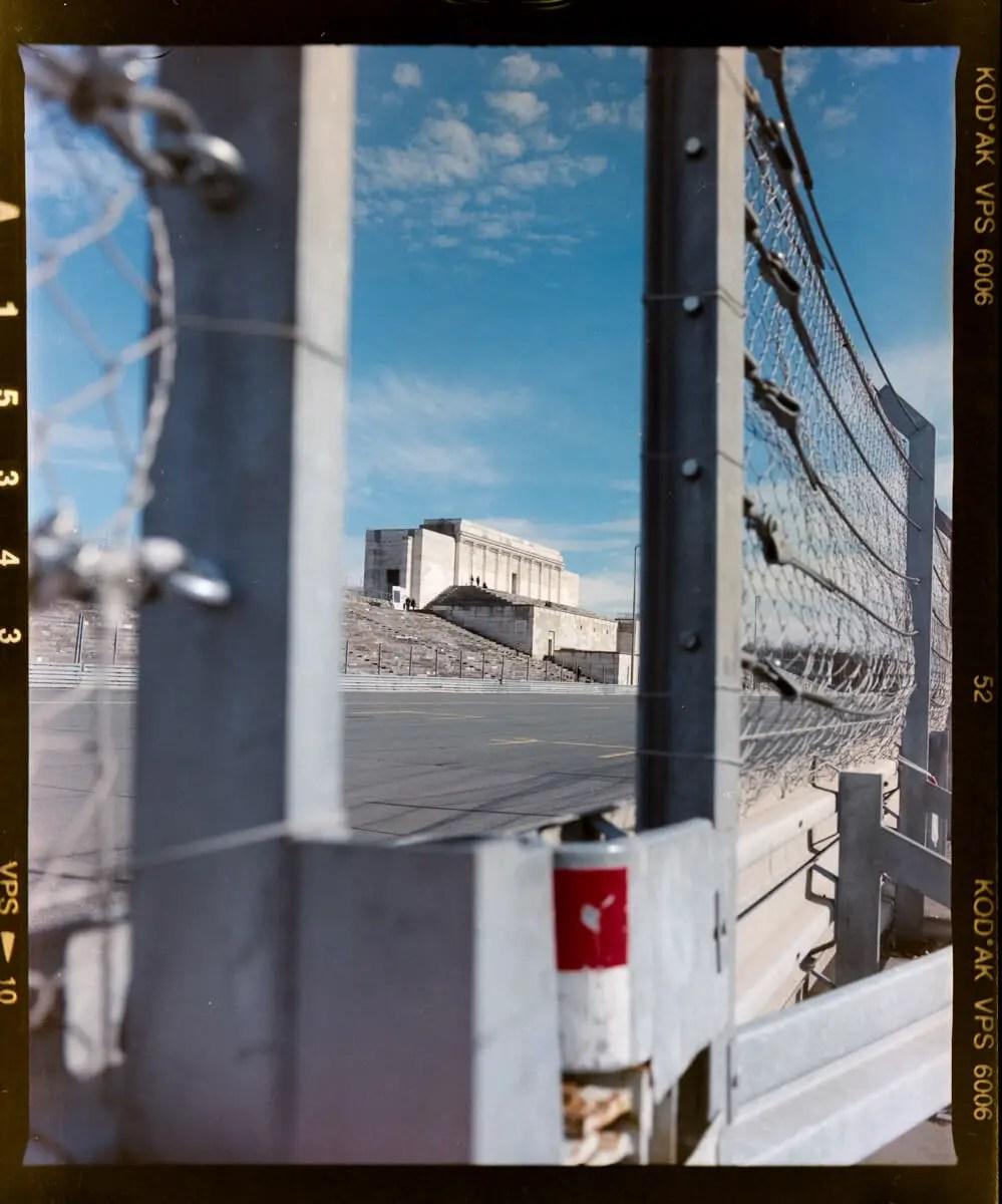 5 Frames in Nuremberg on Kodak Vericolor III (120 Format : EI 50 : Mamiya RB67 Pro-S) - by Christopher Gombocz