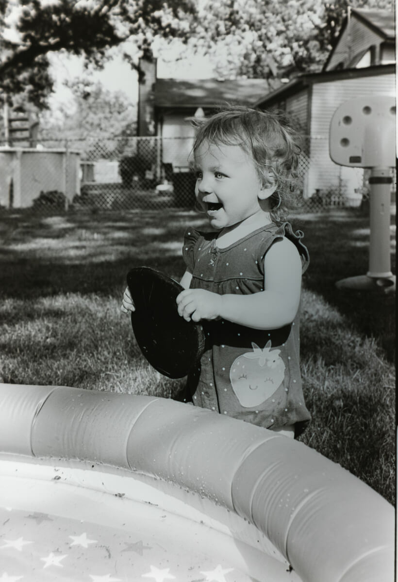 5 Frames... Chasing a 2 year old on Ferrania P30 (35mm / El 80  / Canon AE-1 + Canon 50mm f/1.8 FD) - by Rich Stroffolino