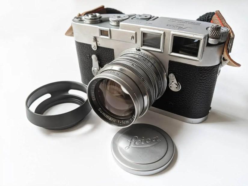 My Leica M3, Summarit 50mm f/1.5 LTM, Martin Bluhm