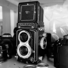 My Rolleiflex T, Olaf Lengler