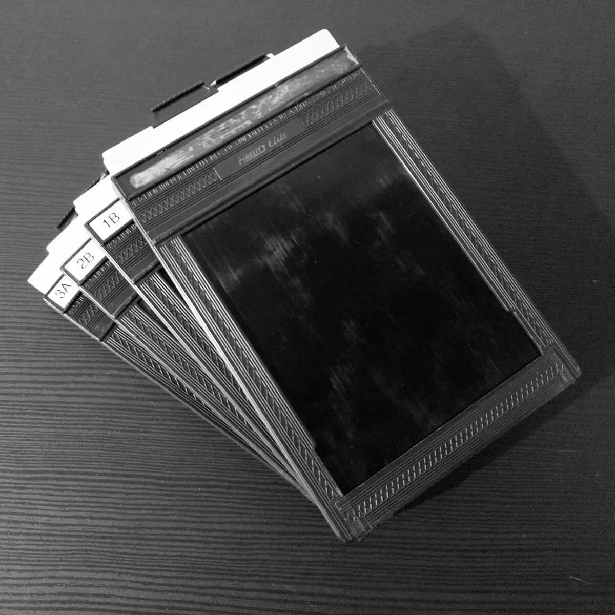 4x5 film holders