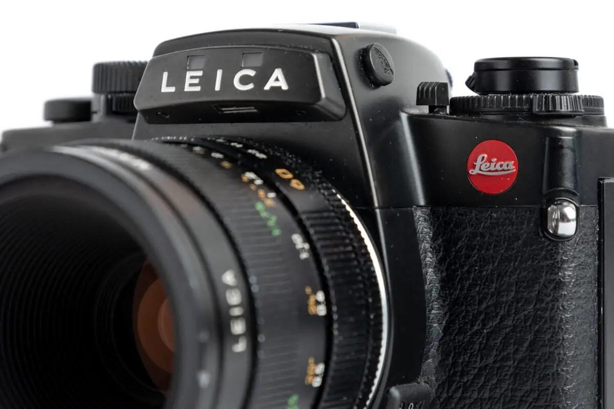 Leica R6 front left - Alexander Laurent