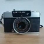 5 Frames… With Expired Kodak Gold 200 (EI 125 / 35mm format / Olympus Pen EE2)