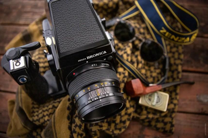 My Zenza-Bronica GS-1 + Zenzanon PG 100 f/3.5, Adam Welch