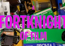 How to shoot a film shooting marathon: A FortKnight of Film