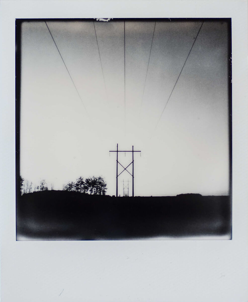5 Frames… Of Polaroid 600 + SX-70 film on a Mamiya RB67 and a Rezivot Instant Film Back - by Jess Hobbs